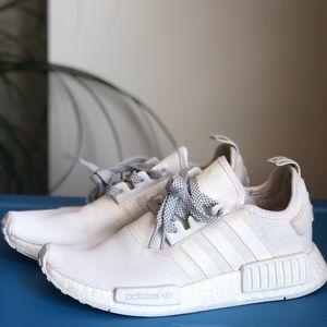 """Adidas NMD R1 """"Triple White"""""""